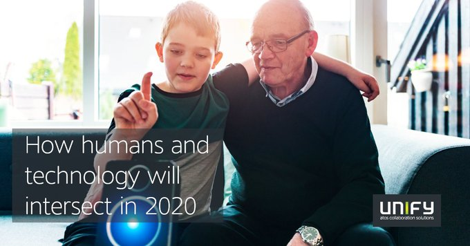 In 2020 we will see a lot more focus on #voice communications than we've...