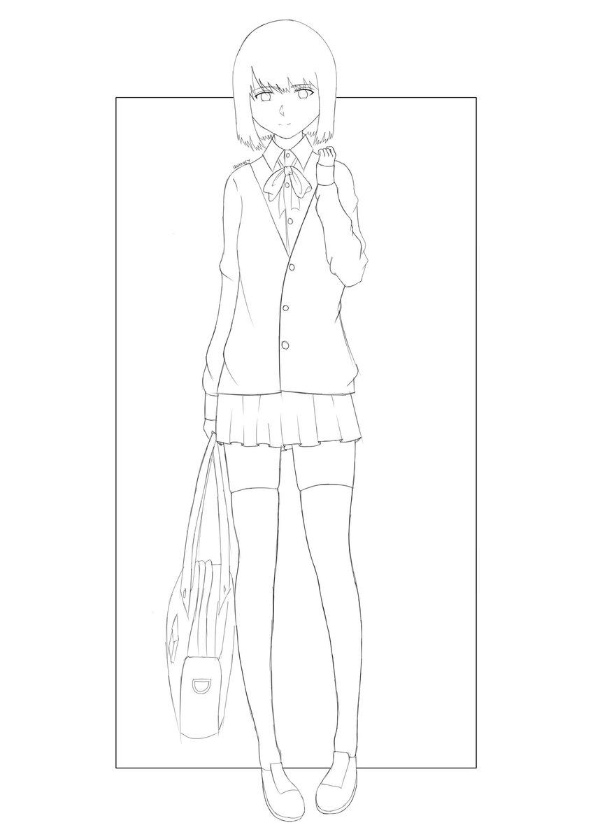 line art . #artdrawing #art #artanime #animedraw #animemanga #animegirl #artdraw #animeart #animedrawing #anime #bnw #drawinganime #drawing #drawanime #drawingart #draw #drawingmanga #fullbody #kawaii #mangadrawing #mangadraw #mangaart #mangas #manga #posereference #sketchpic.twitter.com/boLYjrVXpb