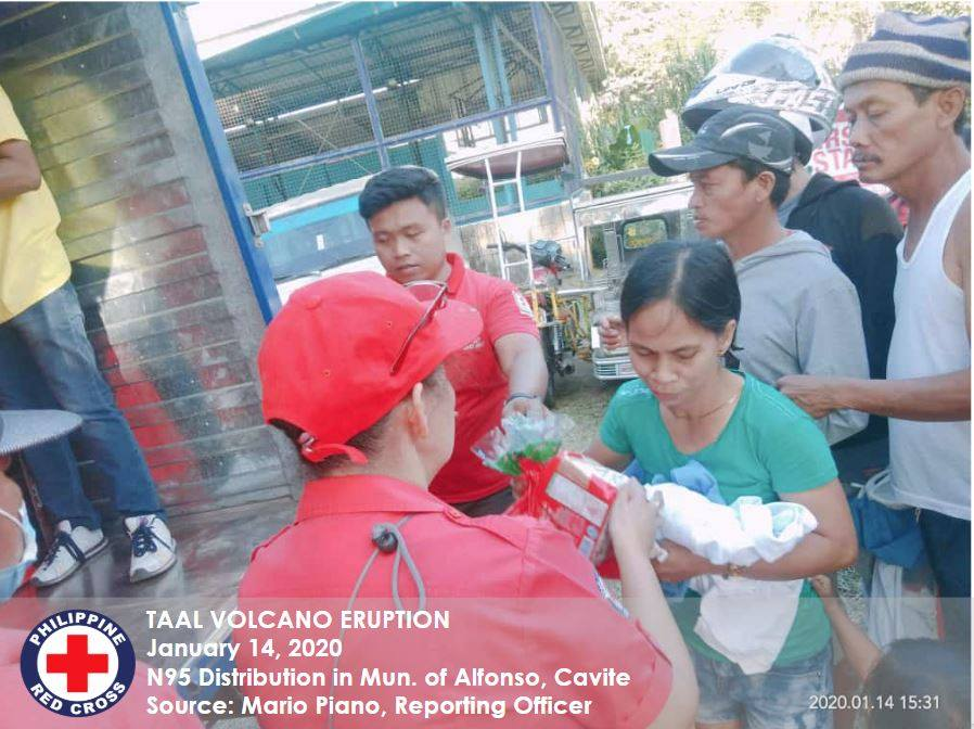 @gardeniaph loaves were also given to an estimated 400 families in the evacuation centers in Alfonso and Tagaytay.