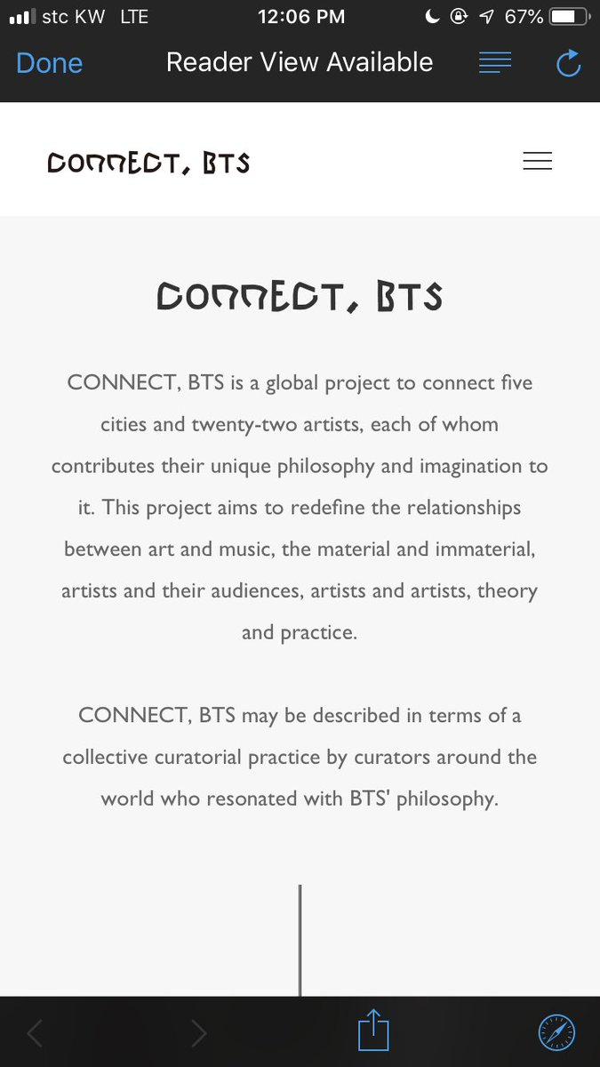 THIS IS SO FUCKING CLEAVER AND INSPIRING TBH! BTS is really taking it to the next level!!!!! #CONNECTBTS <br>http://pic.twitter.com/VPFJq8Sif0
