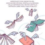 Image for the Tweet beginning: Deja que te cuenten... #cuentacuentos