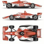 Extremely happy and proud to be driving the no. 8 @HuskiChocolate @CGRTeams Honda in the 2020 @IndyCar series. Love the design of the car, can't wait to see and drive it in real life! And hey who doesn't love chocolate 🍫 😋 #HuskiChocol8 #ME8 #INDYCAR
