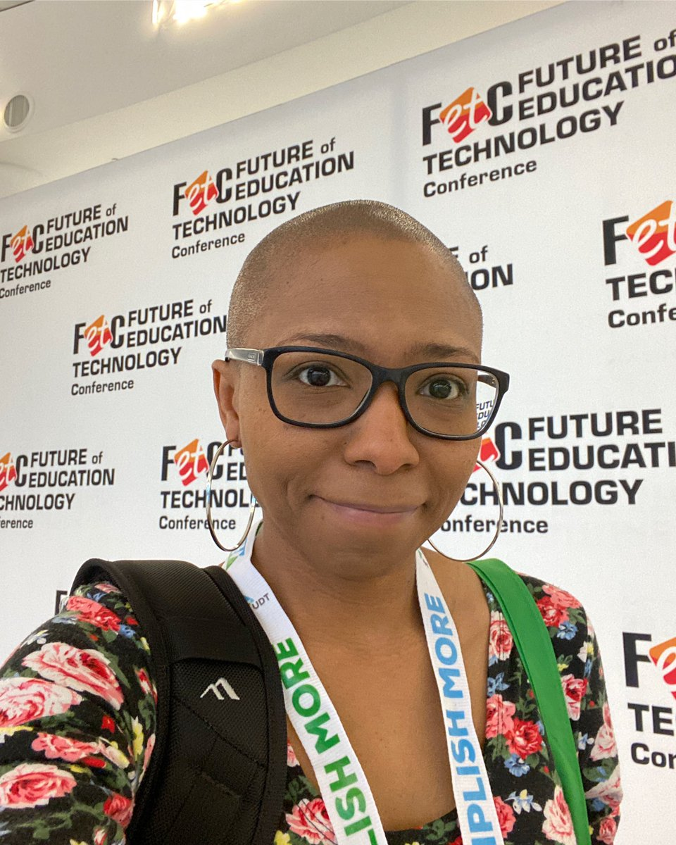 On my first day of my first #FETC journey, I'll be going on a school tour. I can't wait to see what other schools are doing with technology! <br>http://pic.twitter.com/SH14GVphkF