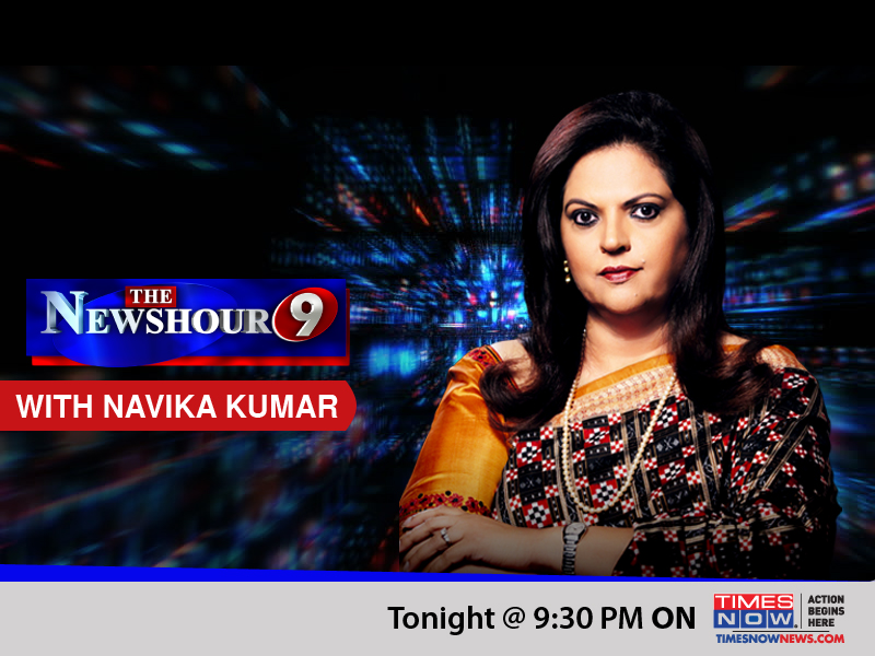 'Traitor' in khaki EXPOSED.But @INCIndia gives a communal twist to the arrest of J&K police officer Davinder Singh. Join Navika Kumar on @thenewshour tonight at 9:30 PM. | Tweet with #CongKhanTaunt