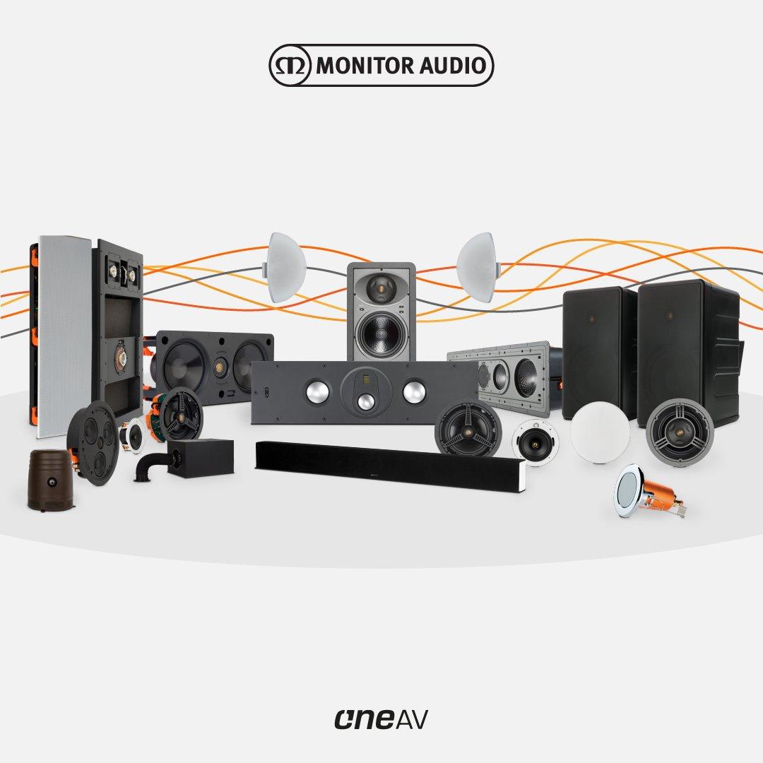 OneAV Adds Monitor Audio Speakers To Its Line-Up https://buff.ly/2FOw9G5 @OneAVLtd @MonitorAudio @hometechgallery #smarthome #homeautomation #AVTweeps #tech @CEDIA_EMEA @ClarityAlliance #hifi  #AV  #Liveinstallpic.twitter.com/sZiLXDkOeU
