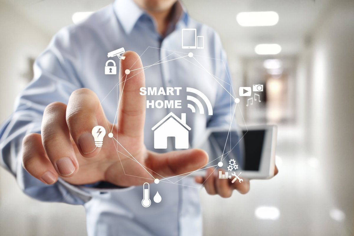 Home automation is the present & future of the way home appliances & devices work. From a voice command to Alexa or Google, and even your smartphone. https://bit.ly/3a6koZz #SmartHomeAutomation #SmartHome #HomeAutomation #SmartHomeGadgetspic.twitter.com/8NaX1NvfGH