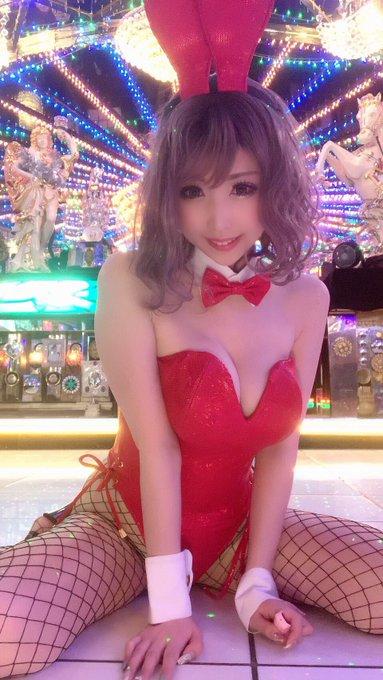 コスプレイヤー桃色れくのTwitter自撮りエロ画像18