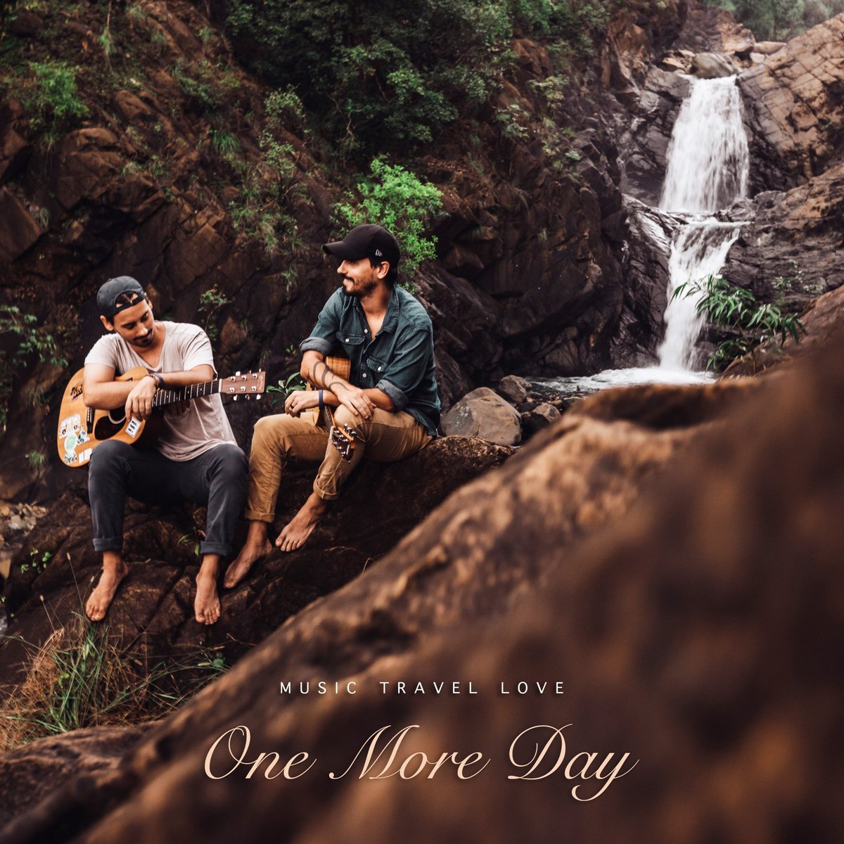 One More Day is out! Had a great time making this video at Tukal Tukal Falls in Botolan Philippines. One of our all time favorites by Diamond Rio, check it out here - https://t.co/S0Iii224ie https://t.co/LOCIyL8wdE