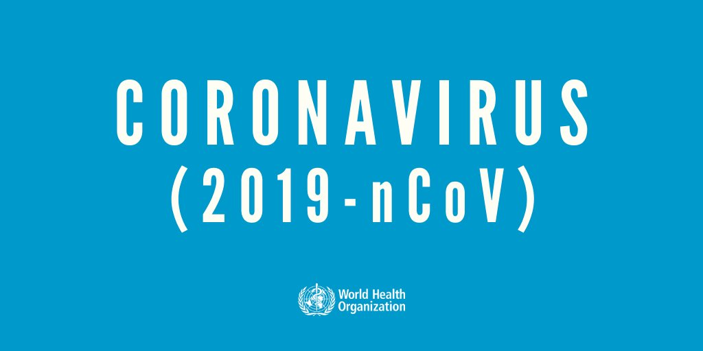 Preliminary investigations conducted by the Chinese authorities have found no clear evidence of human-to-human transmission of the novel #coronavirus (2019-nCoV) identified in #Wuhan, #China🇨🇳.