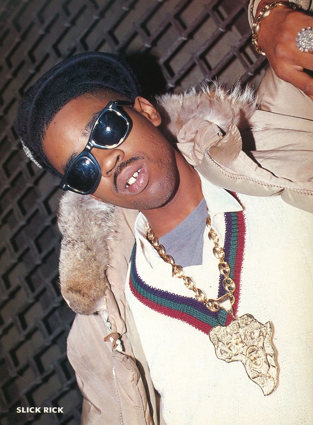 Happy Birthday to the greatest storyteller in HipHop. One of the  s  Slick Rick