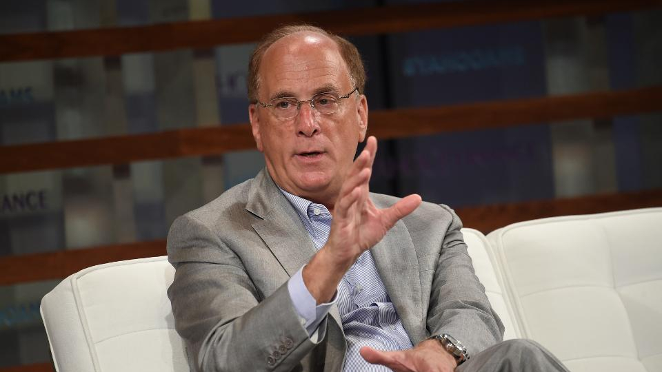 @Forbes's photo on Larry Fink