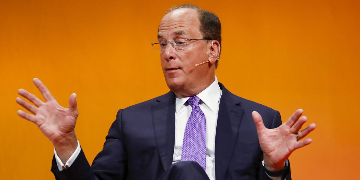 BlackRock CEO Larry Fink Puts Climate Change at Center of Megafund's Investment Strategy http://dlvr.it/RN18T6