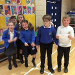 Image for the Tweet beginning: Class 3 enjoy drama to