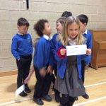 Image for the Tweet beginning: Class 3 enjoy drama to