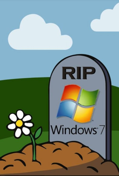 Rip to my 2nd favorite windows #Windows7 <br>http://pic.twitter.com/N5HDkozfX1