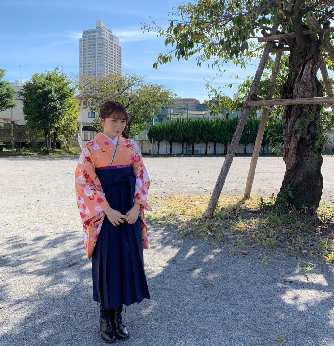 【13期14期 Blog】 『成人の日!』森戸知沙希:…  #morningmusume20