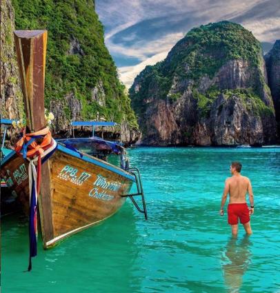 Set sail on new adventures…
