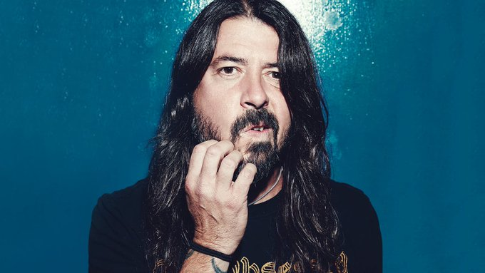 Happy Birthday Dave Grohl....   Foo Fighters - Everlong