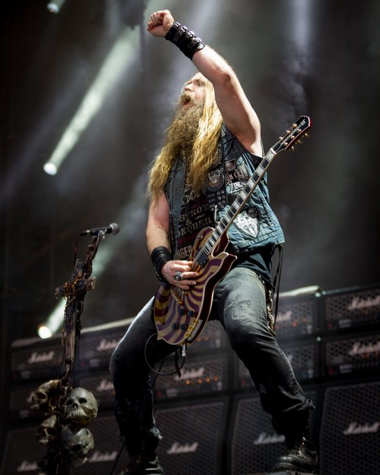 Happy Birthday to the lead guitar legend that is Zakk Wylde.