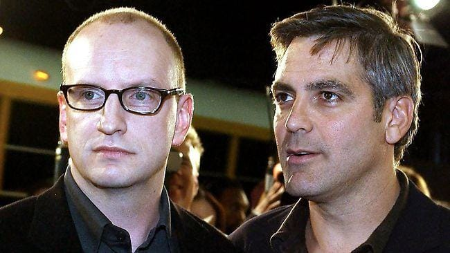 Happy birthday to Steven Soderbergh (2018\s UNSANE), here with George Clooney (2017\s SUBURBICON) in 2002