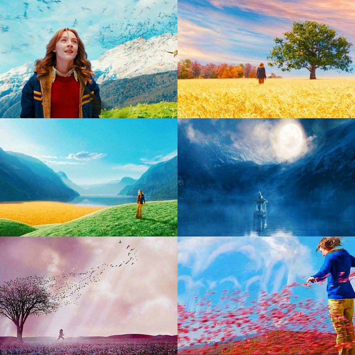 アマゾンプライムで観れる死後の世界が美しすぎる映画「ラブリーボーン」変質者に殺されてしまったスージー。犯人が見つからず、天国とこの世を彷徨い続けながら家族や初恋の人を見守り続けるスピリチュアルファンタジーでありながらサスペンスでもある特殊な作品でオススメです☁