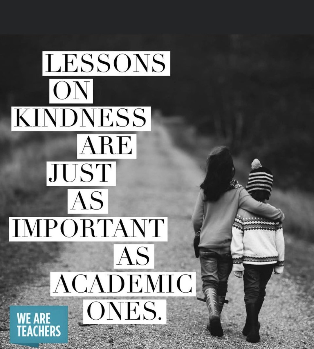 Maybe we need standardized testing on Kindness instead 🤷🏽‍♀️💯  #theworldneedsmore #betterhumans #KindnessMatters #SEL #treatpeoplewithkindness #priorities