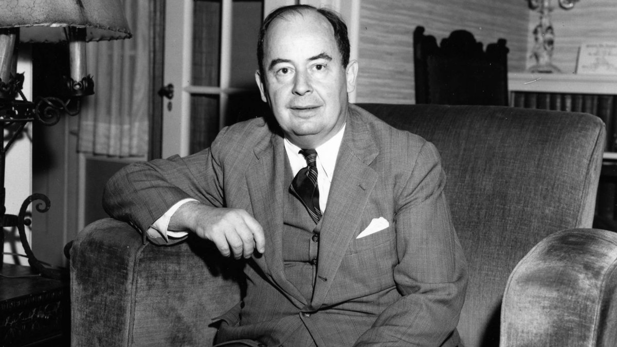 Truth... is much too complicated to allow for anything but approximations - John von Neumann