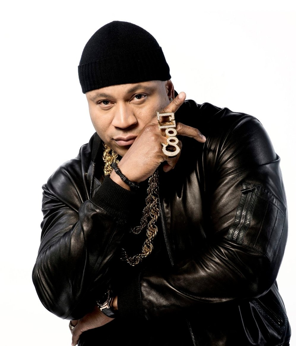 LL Cool J is celebrating a birthday today!  Happy birthday!