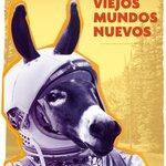 Image for the Tweet beginning: Cartel para #ViejosMundosNuevos de Derechos