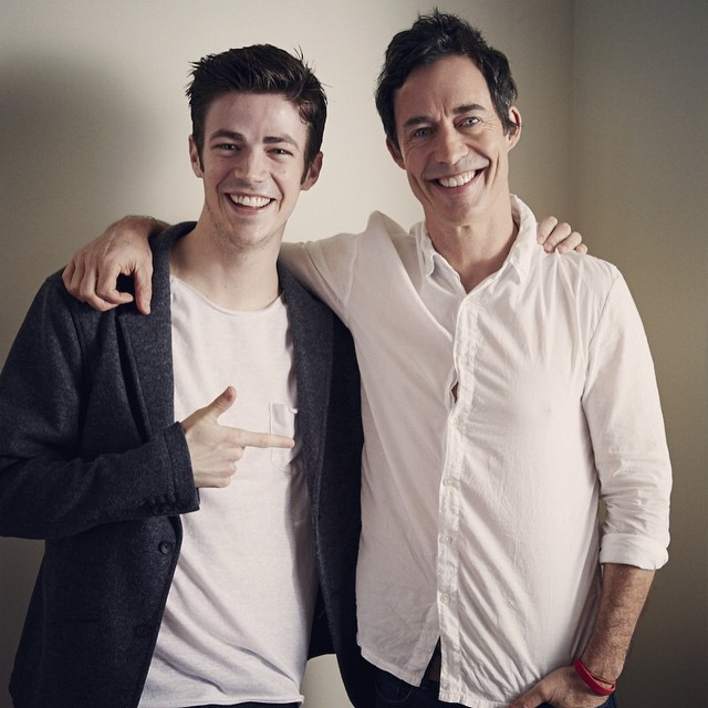 Happy 30th Birthday Grant Gustin
