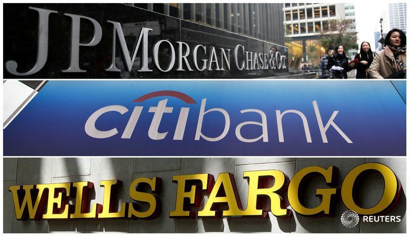 Banks report earnings: JPMorgan beats estimates as strong results at its trading and underwriting businesses offset weakness in consumer banking https://reut.rs/2QU3LJ3