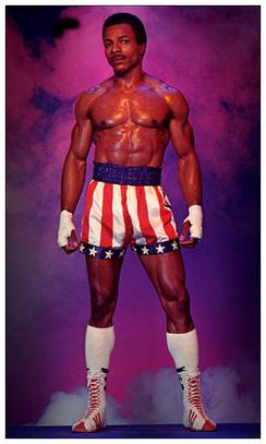 Happy Birthday to the myth, the man, the legend Carl Weathers!