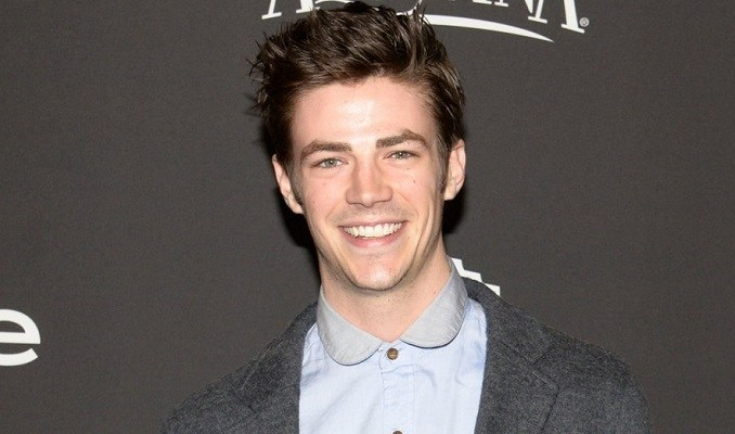 January 14: Happy Birthday Grant Gustin