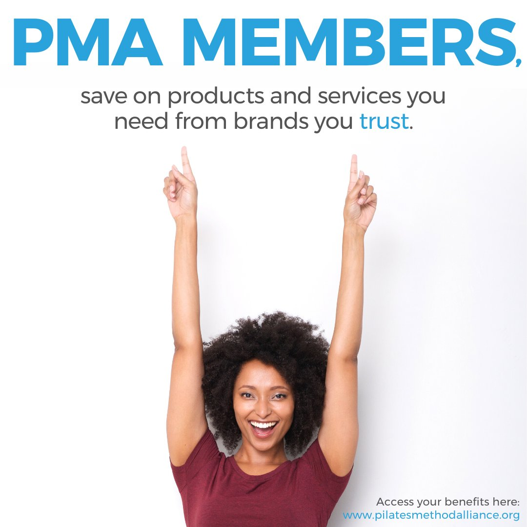 #PMAMembers: login to your account to see hidden discount codes! http://www.bit.ly/PMA-Member-Benefits …  #pilatesassociation #pilatescommunity #pilatesmethodalliance pic.twitter.com/gpuBfeTzSQ