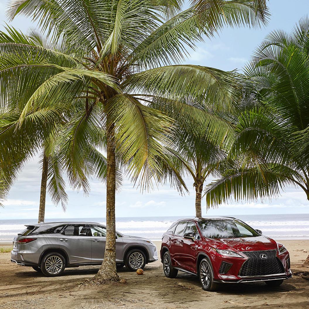 Playas y paisajes paradisíacos. Recorrer estos escenarios era necesario hacerlo a bordo del #LexusRX. #Lexus #ExperienceAmazing #Hybrid #LexusDriver #Summer2020 #Verano2020 https://t.co/TaeXHsjewX
