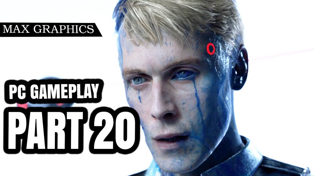 Detroit Become Human PC Walkthrough Gameplay Part 20  https://youtu.be/hIUgxGIXqkU   Checkout the video guys and don't forget to SUBSCRIBE.  #detroitbecomehuman #DetroitBecomeHumanPC #detroit #detroitbecomehumangameplay #gamingchannel #youtubegamingchannel #gamingchannels #gamingpic.twitter.com/HKDhbUUPPB