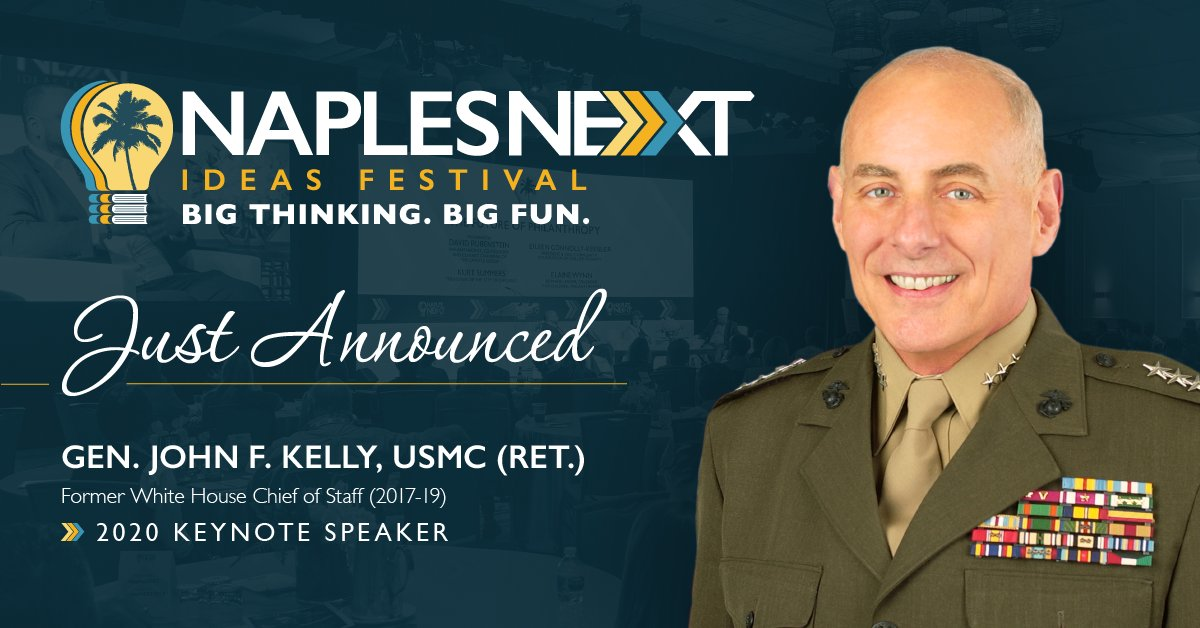 Flexjet is a proud cornerstone partner of @NaplesNext and we are looking forward to this year's speakers on March 2-3.
