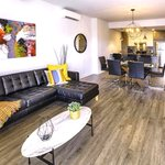 Image for the Tweet beginning: Furnished Living in Laval, QC!