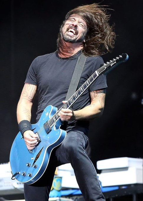 Happy Birthday to the one and only Dave Grohl!!!