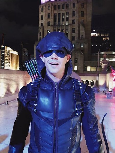 Happy birthday to Grant Gustin,  our Sebastian in and Barry Allen in
