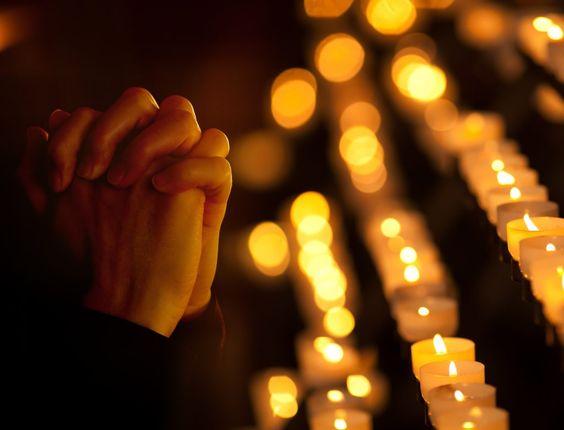 church offering prayer - HD1200×814