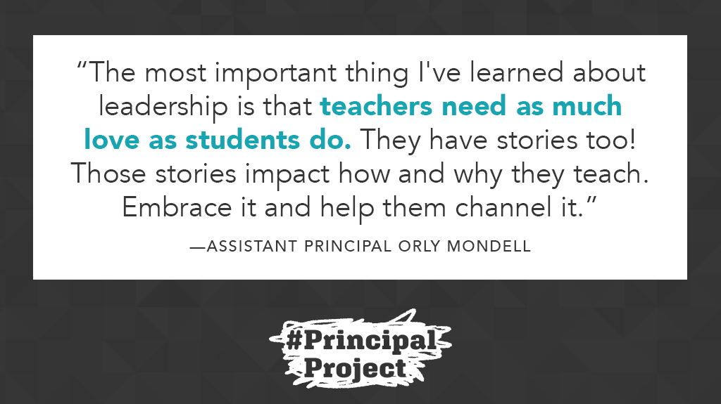 It's worth learning every T's 'why,' suggests AP @OrlyMondell. #JoyfulLeaders