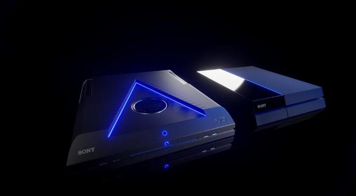 Voici un fan design de la PlayStation 5, imaginé par Dan Kuhl et créé à l'aide du jeu vidéo sandbox Dreams.  Vous en pensez quoi ? 🤔