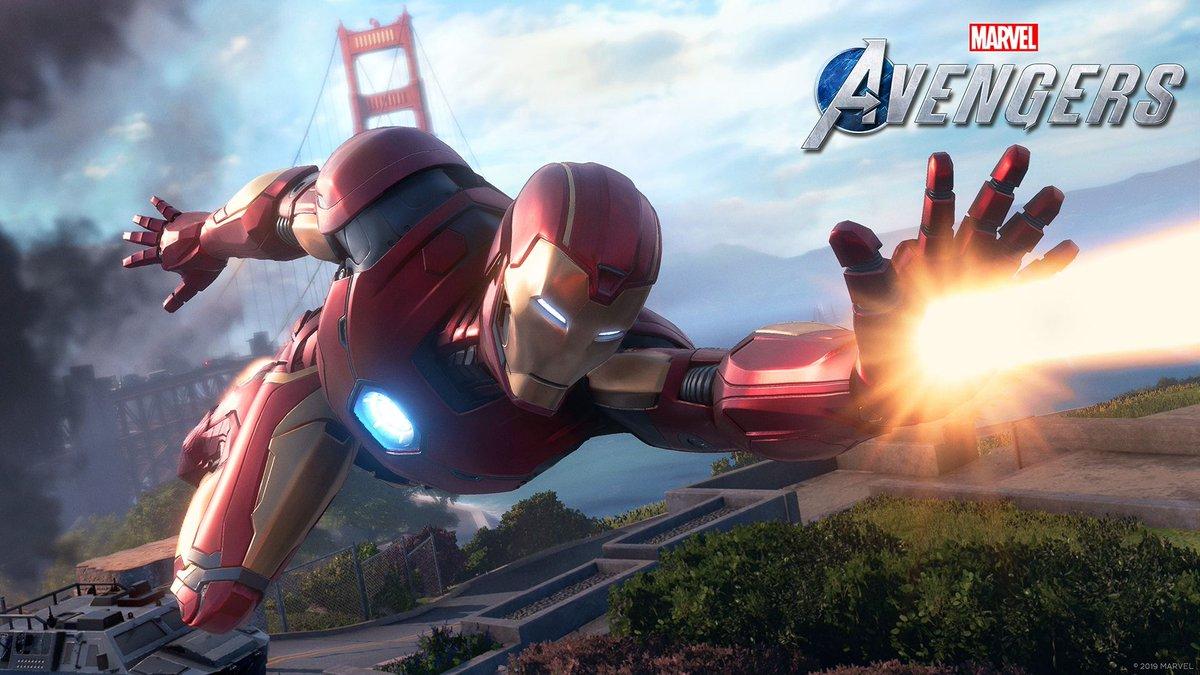 Le jeu Marvel's Avengers repoussé pour le mois de septembre, plus d'informations ici : buff.ly/3ab8VI8