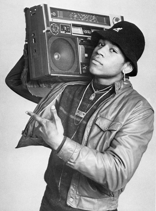 Happy Birthday to LL Cool J who turns 52 today!