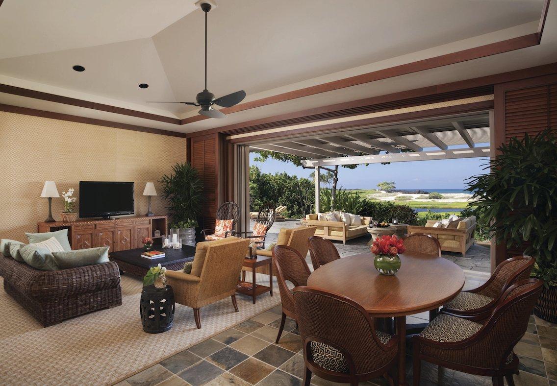Mahalo @elite_traveler for highlighting our most private suite, Makaloa Villa 🌴