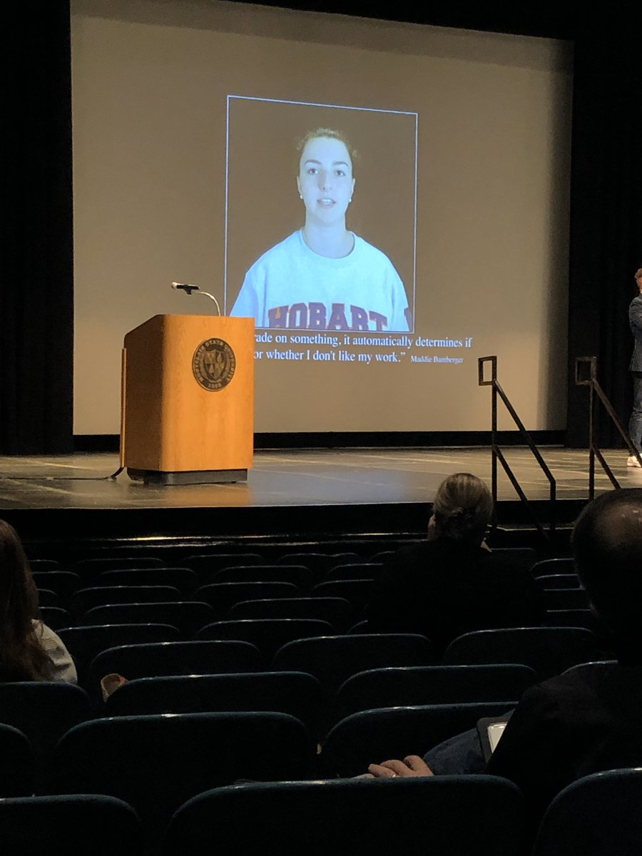 """What an inspirational way to start the morning! Absolutely loved @StirpeCon 's enthusiasm and passion. Can't wait to spread the """"Move Off Your Spot"""" message ! #NJECC2020 #TeamMillburnNJ<br>http://pic.twitter.com/qAxPGFjUDC"""