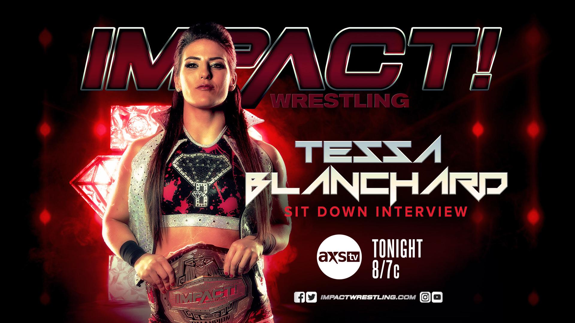 Tessa Blanchard Exclusive Interview