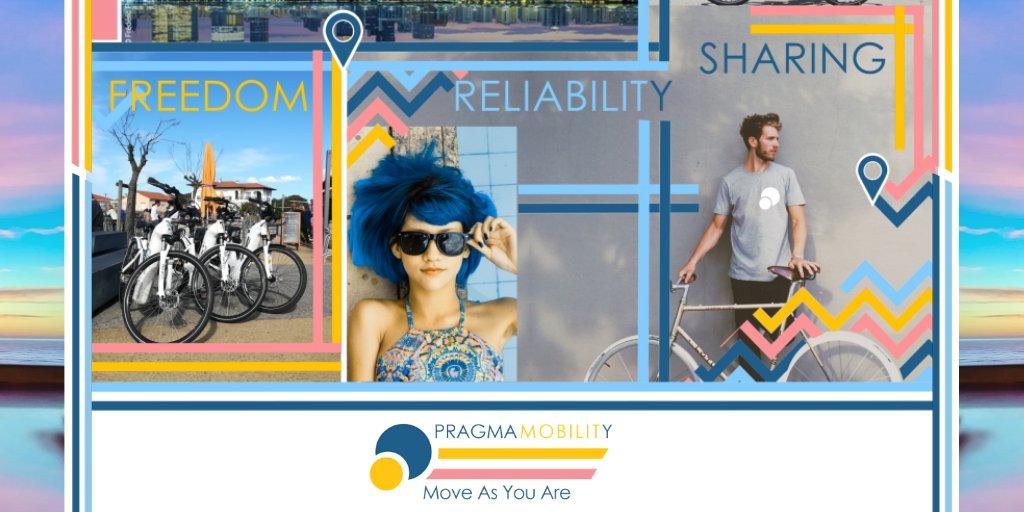 Née en 2019, Pragma mobility est la filiale de @PragmaFuelCells. Elle bénéficie de son savoir technologique dans les #vélosH2. Son objectif : Développer l'utilisation de #solutions de #mobilite douce clés en main, une alternative innovante et écologique pour vous déplacer. #H2Now