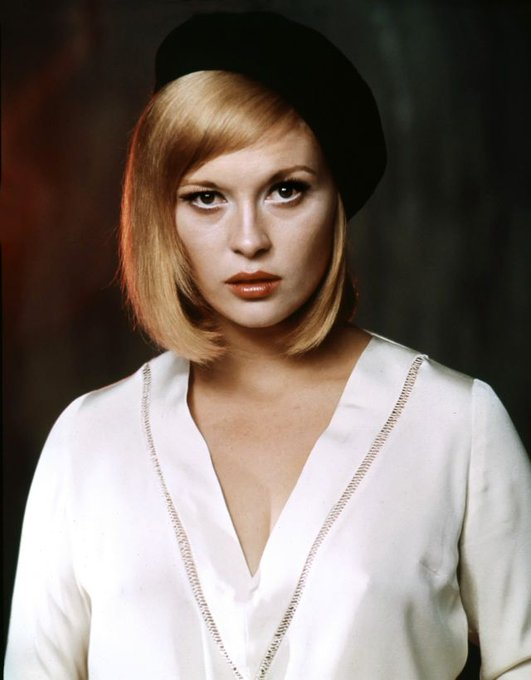 Happy birthday Faye Dunaway!!